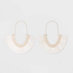 SUGARFIX by BaubleBar Festive Fringe Earrings