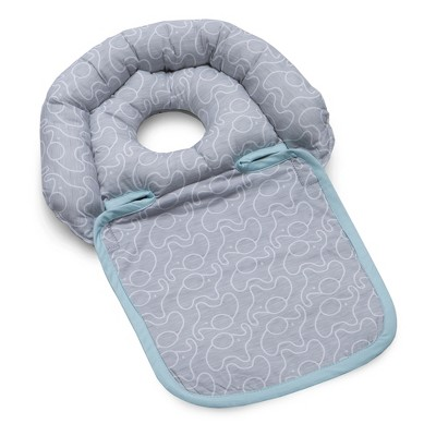 Boppy Noggin Nest Head Support - Elephant Gray
