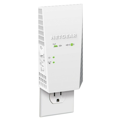 Netgear AC1900 WiFi Range Extender Essential Edition - White (EX6400) - image 1 of 5