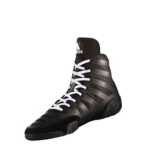 innovative design 6f997 b52c4 Adidas Men s Adizero Varner Wrestling Shoes - Black