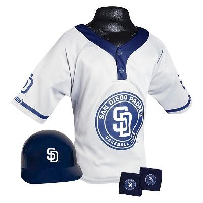 MLB Franklin Helmet and Jersey Costume Set