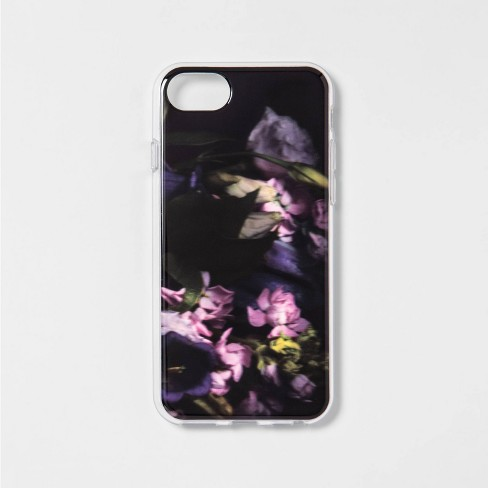 heyday™ Apple iPhone 8/7/6s/6 Case - Midnight Floral - image 1 of 3