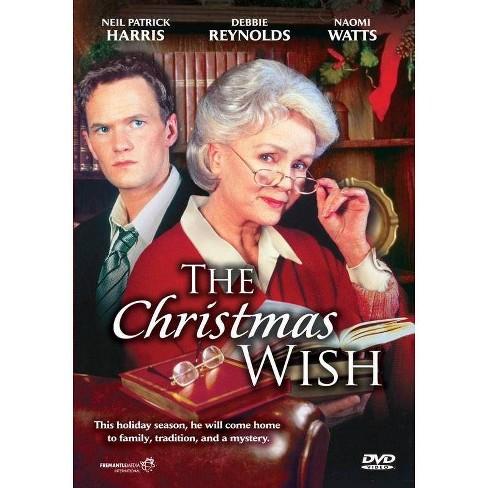 The Christmas Wish.The Christmas Wish Dvd