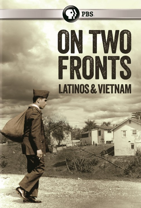 On two fronts latinos & vietnam (DVD) - image 1 of 1