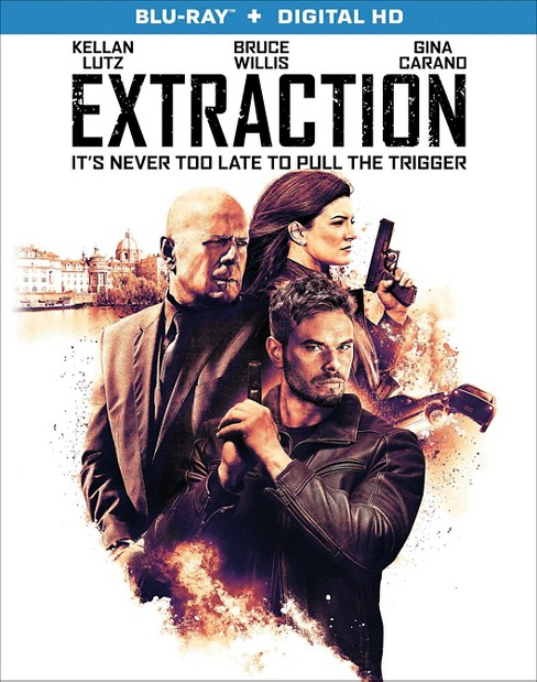 Extraction (Blu-ray) - image 1 of 1