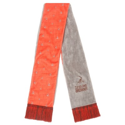 NFL Cleveland Browns Sherpa Scarf