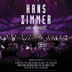Hans Zimmer - Live In Prague (Limited Edition 4 LP Purple) (Vinyl)