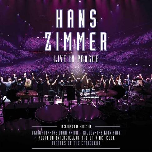 Hans Zimmer - Live In Prague (Limited Edition 4 LP Purple) (Vinyl) - image 1 of 1