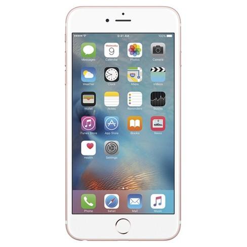 3116e829f Apple IPhone 6s Plus (GSM Unlocked) 64GB Smartphone - Rose Gold   Target