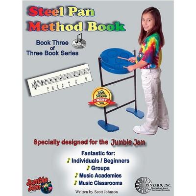 Panyard Jumbie Jam Steel Pan Method Book 3