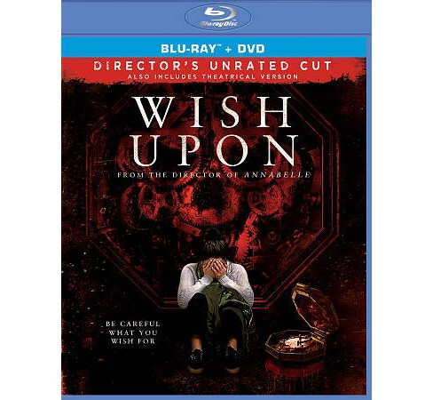 Wish upon (Blu-ray + DVD) - image 1 of 1