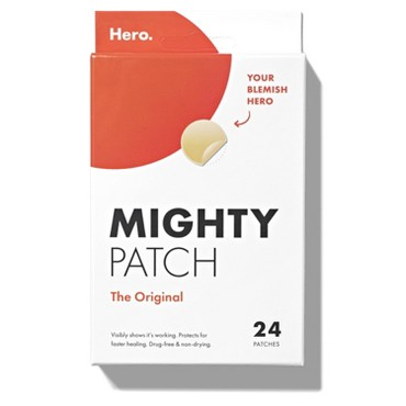 Hero Cosmetics Mighty Patch Original Acne Pimple Patches - 24ct