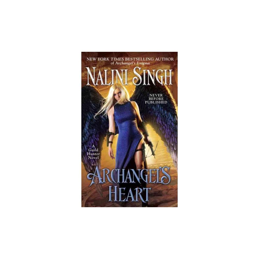 Archangel's Heart - (Guild Hunter) by Nalini Singh (Paperback)