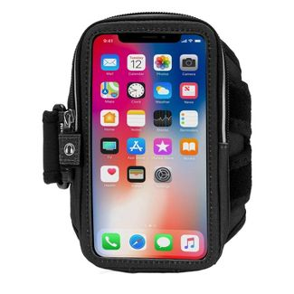"Armpocket Mega Armband (fits up to 6.5"" Phone) - Black"