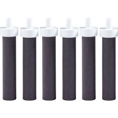 Brita Bottle 6ct Replacement Filters