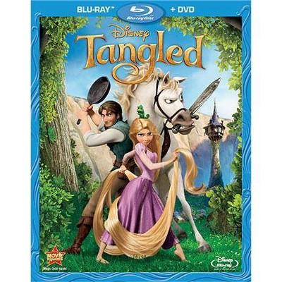 Tangled (2 Discs)(Blu-ray/DVD)
