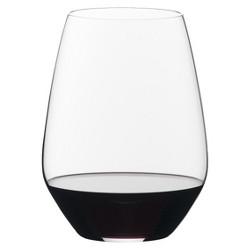 Riedel Vivant 22.3oz 2pk Merlot Stemless Wine Glasses
