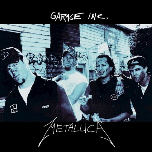 Metallica - Garage inc (CD) - image 1 of 1