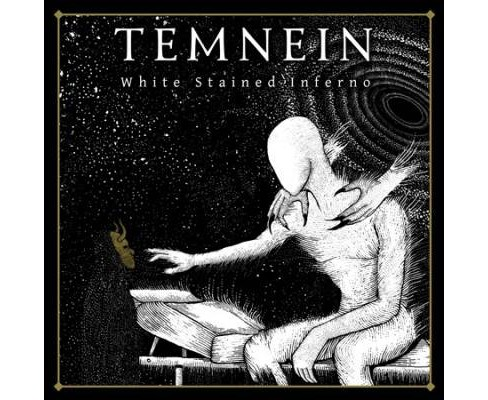 Temnein - White Stained Inferno (CD) - image 1 of 1