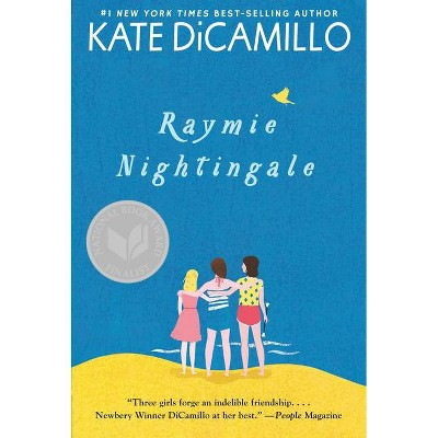 Raymie Nightingale - by  Kate DiCamillo (Paperback)