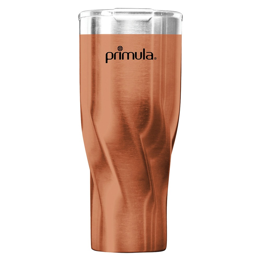 Image of Primula Avalanche Double Wall Tumbler 32oz - Copper, Brown