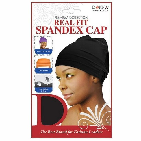 Donna Real Fit Spandex Cap - image 1 of 3