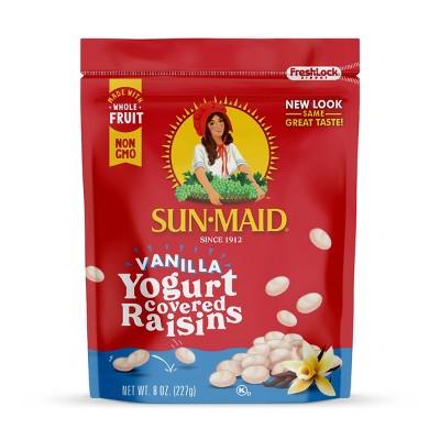 Sun-Maid Vanilla Yogurt Raisins - 8oz