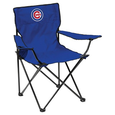 Chicago Cubs Quad Folding Camp Chair with Carrying Case