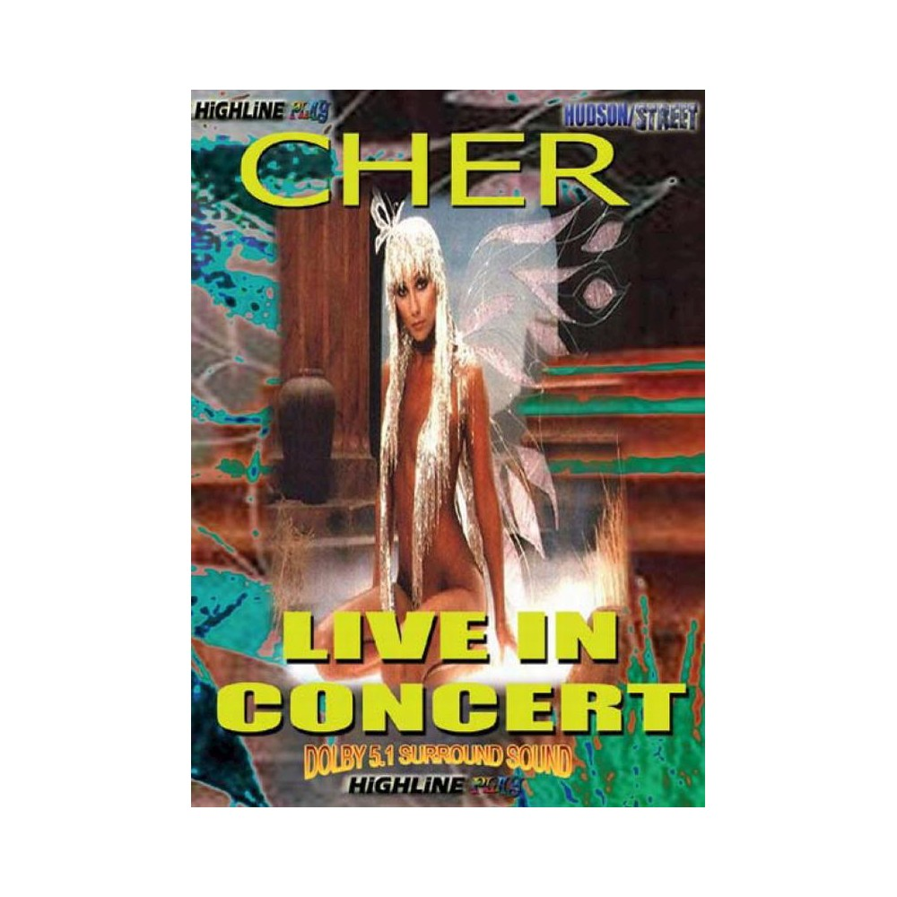Cher:Live In Concert (Dvd)