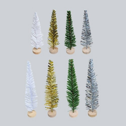 8pc Tinsel Trees - Bullseye's Playground™ - image 1 of 1