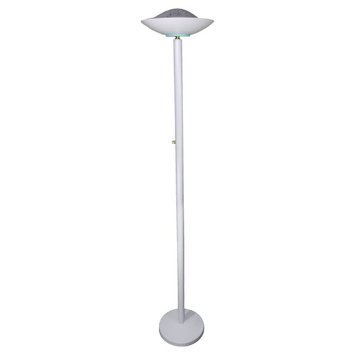 Torchiere Floor Lamp - White