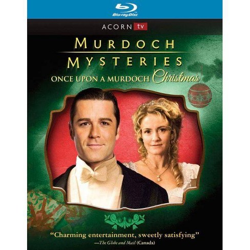 Murdoch Mysteries: Once Upon a Murdoch Christmas (Blu-ray) - image 1 of 1