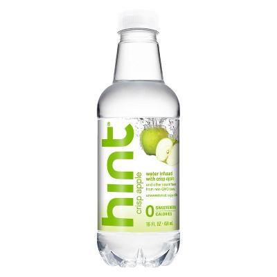 hint Crisp Apple Infused Water - 16 fl oz Bottle