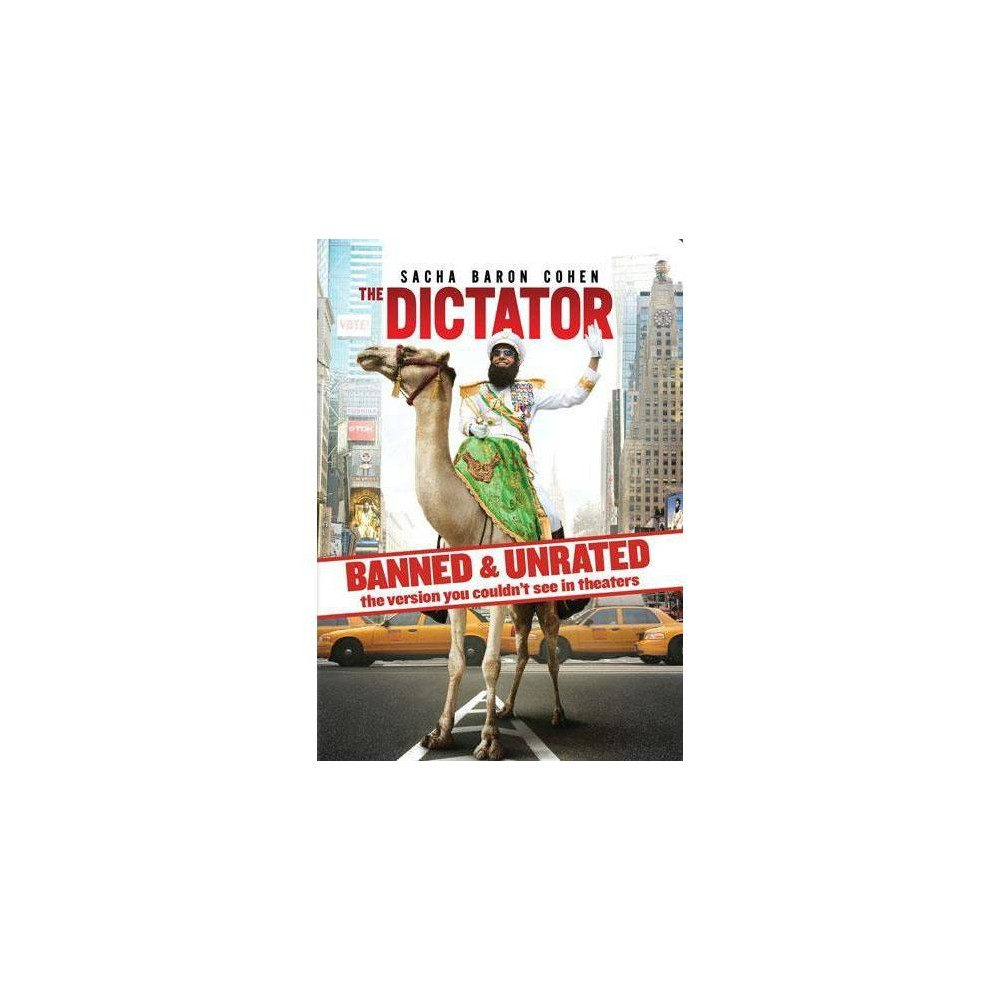 The Dictator Dvd