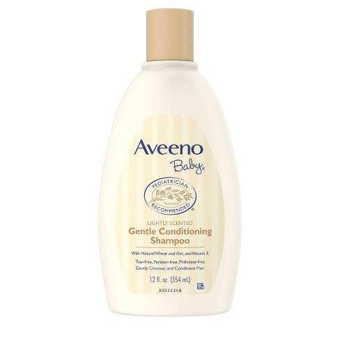 Aveeno Baby Gentle Conditioning Shampoo 12 oz - image 1 of 3