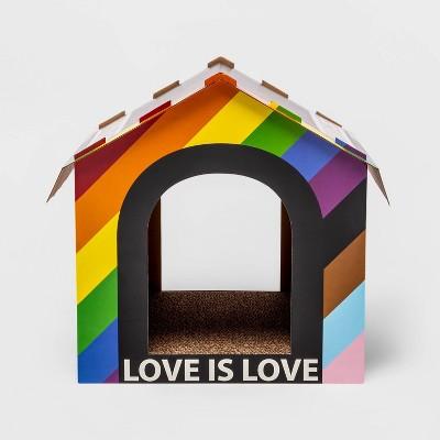 Basic Pride Cat Scratch House - Boots & Barkley™