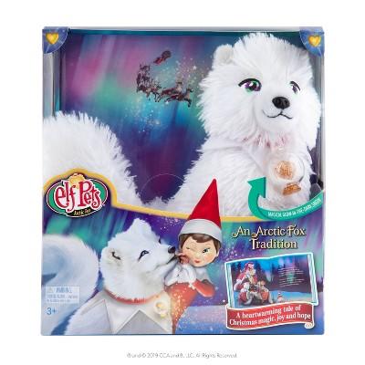 Elf Pets: An Arctic Fox Tradition
