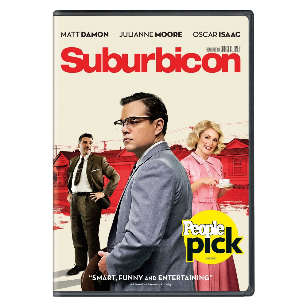 Suburbicon (Dvd), Movies