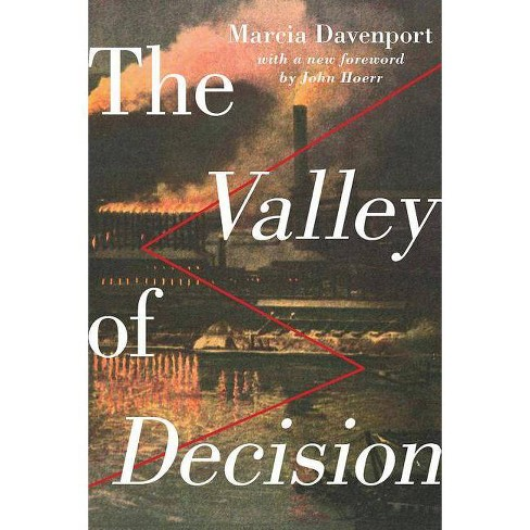 The Valley of Decision - by  Marcia Davenport (Paperback) - image 1 of 1