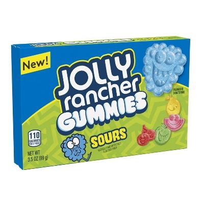 Jolly Rancher Gummies Original Assortment Theater Box - 3.5oz