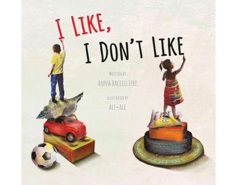 I Like, I Don't Like (School And Library) (Anna Baccelliere) - image 1 of 1