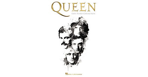 Queen : Easy Piano Collection (Paperback) - image 1 of 1