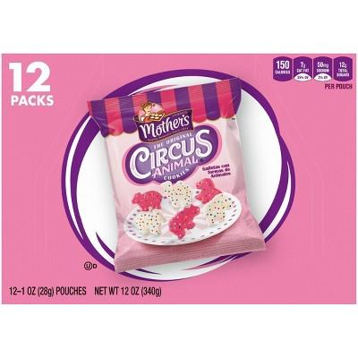 Mother's Original Circus Animal Cookies - 12pk