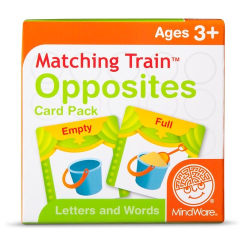 Mindware Learning Train Card Pack Assorted - image 1 of 1