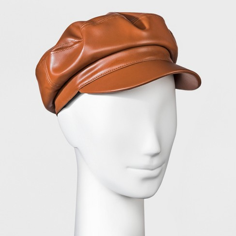 d2384e591509 Women s Newsboy Hat - Wild Fable™ Brown   Target