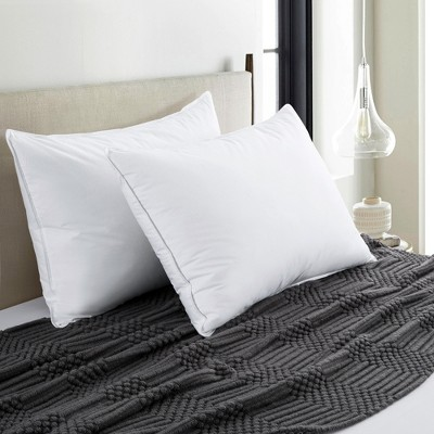 Puredown Ultra Feather Bed Pillow