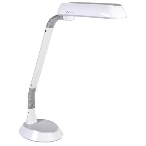 "37"" 18W FlexArm Plus Refresh Table Lamp White (Includes CFL Light Bulb) - OttLite - image 1 of 3"