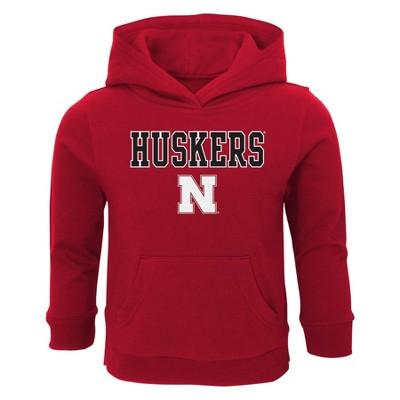 NCAA Nebraska Cornhuskers Boys' Hoodie