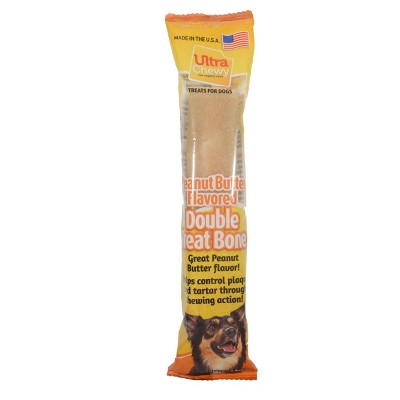Ultra Chewy Peanut Butter Dog Treats