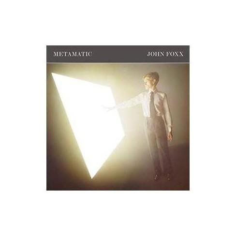 John Foxx - Metamatic (Deluxe) (CD) - image 1 of 1